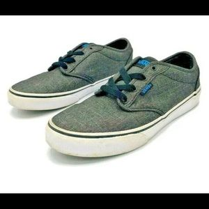 Vans Off The Wall Unisex Low Top Lace Up Shoes